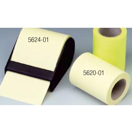 Roll Notes Gult papper med Hållare 10st rullar/fp