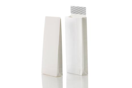 D21 Provsäck vit 140gr 230x400x50 TKR
