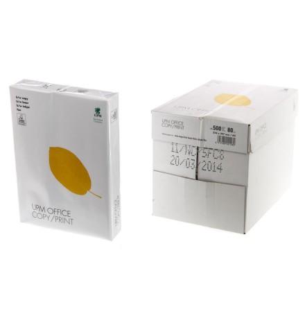 Papper A4 Hålat Multibox 80g