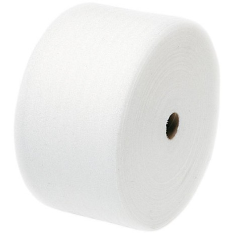 Skumplast på rulle tjocklek 1 mm, 150 mm bred