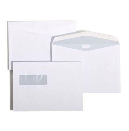C5 Mailman 80gr fönster 67x105 FH