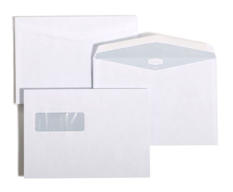 C5 Mailman utanpåliggande sidosöm 90gr H2 FH