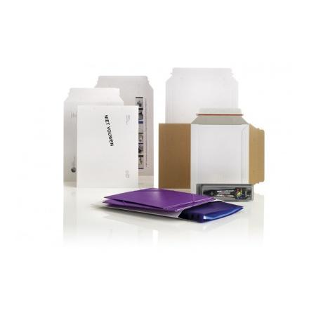 Briefbox Vit 235x308mm nr3 TKR 100st