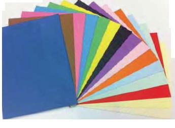 Fizz azurblå (pms 312) C5 100 g Färgad offset 500st