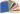 Fizz himmelsblå (pms 7457) C6 100 g Färgad offset 500st