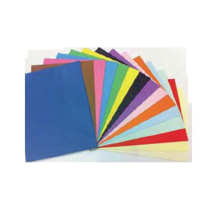 Fizz mörkblå (pms 3015) 170x170 100 g Färgad offset 500st