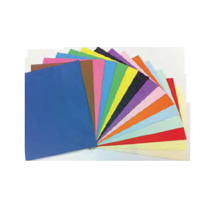 Fizz mörkblå (pms 3015) E65 100 g Färgad offset 500st