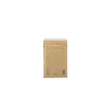 Luftbubbelpåse Gold/Brun Nr9 50st