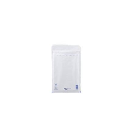 Luftbubbelpåse vit Nr8 100st