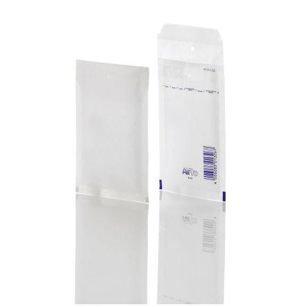 Luftbubbelpåse vit Airpro W1 95x165mm 200st