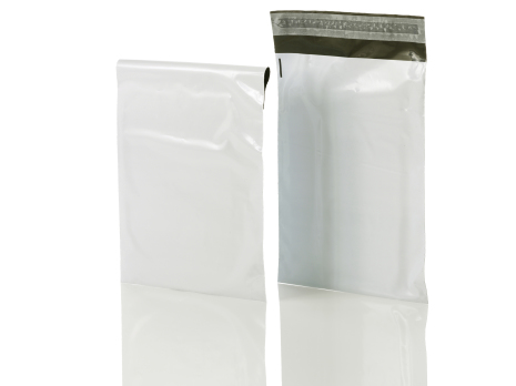 Postorderpåse i plast C3+ 350x460mm TKR 500st
